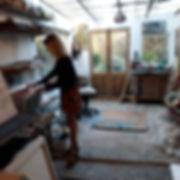 Atelier de Gisela Gaffoglio