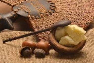 Beurre de karité brut de Cote d'Ivoire Sauvage 200 g