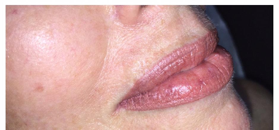 Lip Line & Blend