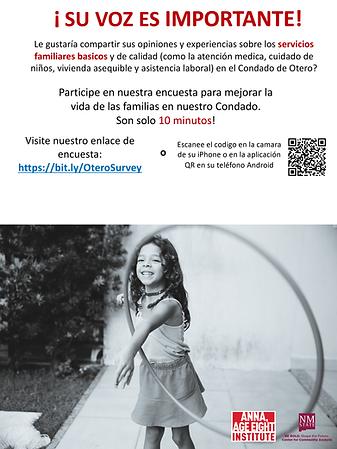 Espanol Social Media Post - Access - Ote