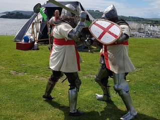 Medieval Tournament the Knight of Plymouth - Saturday 14 October 2017