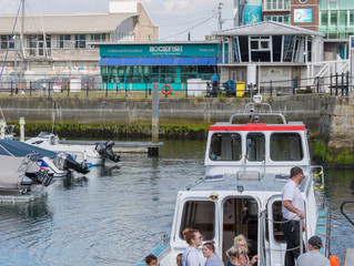 Sutton Harbour Ferry to run seven days a week from Easter