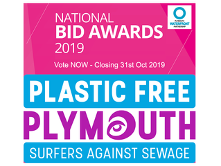 BID Industry Favourite Shortlisting for Plymouth's Waterfront - Your Waterfront needs your vote!