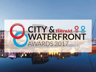 City & Waterfront 2017 Awards Launch - last day to register