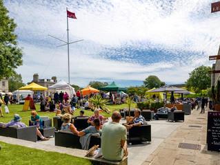 Royal William Yard Good Food Market Sunday 7 May 2017