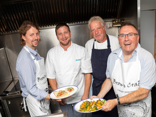 Britain's Ocean City prepares to celebrate Plymouth Seafood Festival with launch at Rockfish