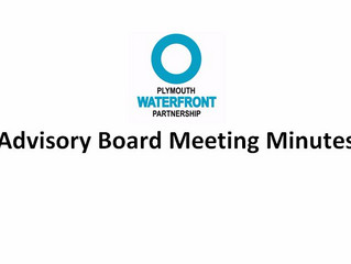 PWP Advisory Board Minutes: October 2016 - Final