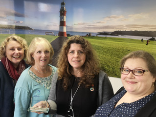 Plymouth Waterfront Wins Special Recognition Award!