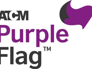Plymouth Awarded Purple Flag Accreditation!