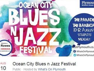 The Ocean City Blue N Jazz Festival Returns - 10 - 12 August 2018