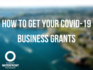 How to get your COVID-19 business grants