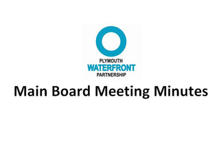 PWP Board Meeting Minutes: May 2019 Final