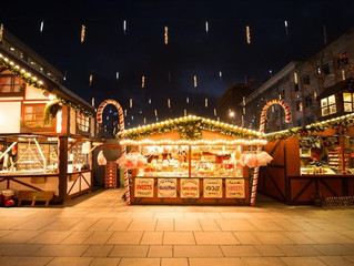 Waterfront Businesses - Make the most of the City Centre Christmas Market and get involved!