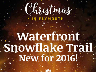 WATERFRONT SNOWFLAKE TRAIL - LAST DAY TODAY!
