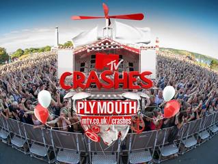 MTV Crashes Plymouth - Thursday 27 & Friday 28 July 2017