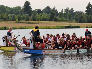 Take part in a 2,000-year-old Chinese tradition - Plymouth Dragon Boat Race