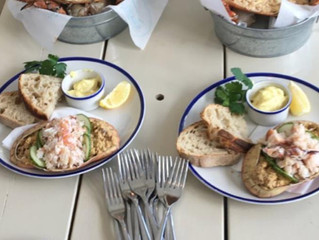 Rockfish Sutton Harbour Crab Festival Day - Sunday 17 September