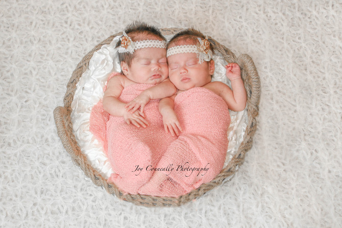 The Cutest, Tiniest Twins