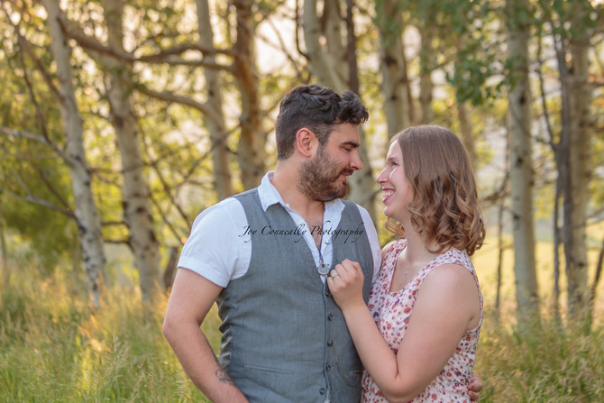 Enchanted Engagement Session