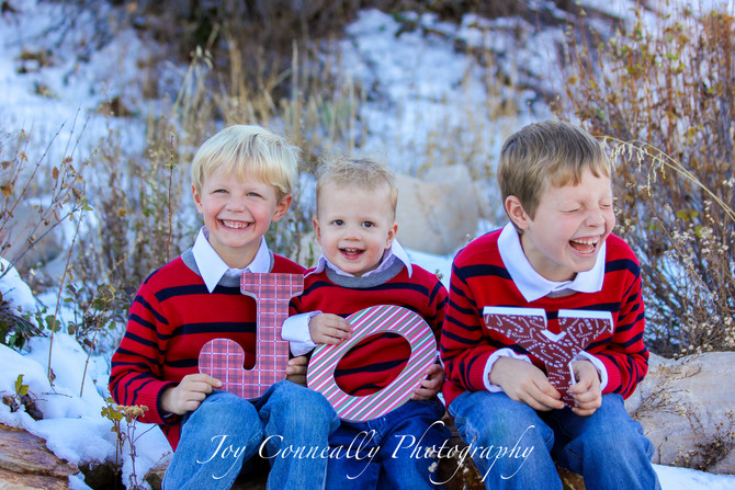 Joy of Christmas!