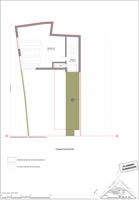 786_TBS_PP_103_PROPOSED FIRST FLOOR PLAN