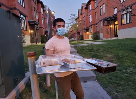 Serving Vulnerable Seniors during the COVID-19 Pandemic