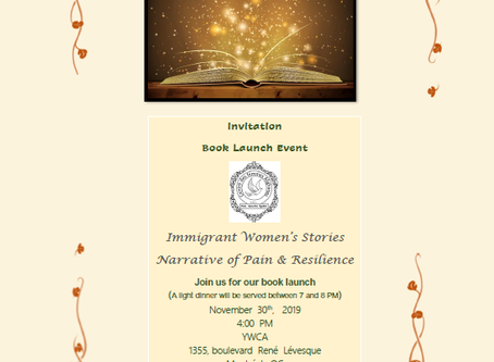 Immigrant Women's Stories Narrative of Pain & Resilience