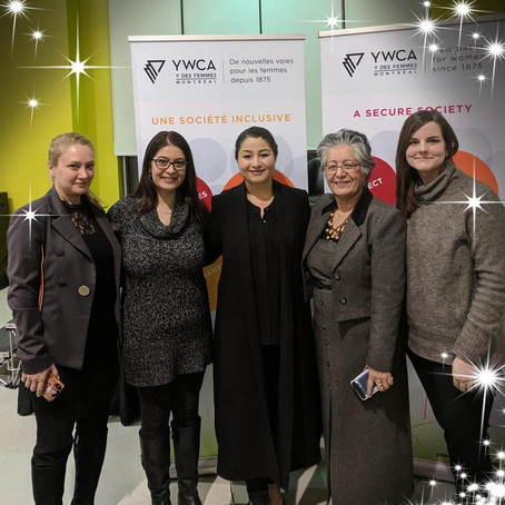 Meeting with Maryam Monsef