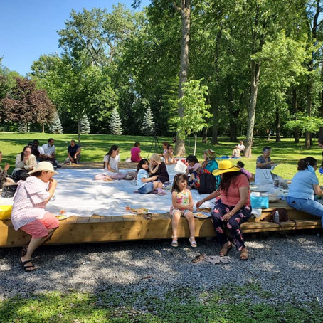 Picnic Day at Vaudreuil-Dorion