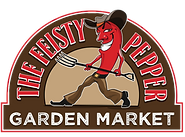 Feisty Pepper logo
