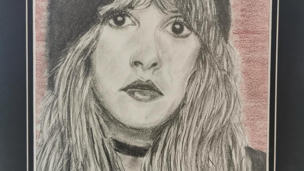 Portrait de Stevie Nicks