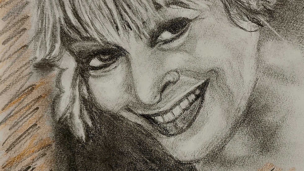 Portrait de Tina Turner