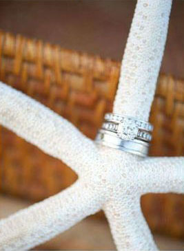 Rings, Wedding in Boracay