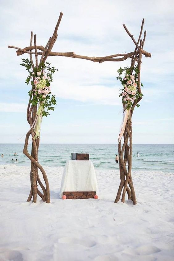 Beach wedding, Boracay