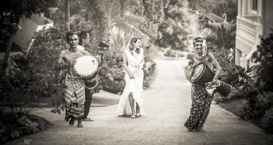 Свадьба-обряд на Боракае