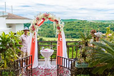 Свадьба сюрприз на Боракае