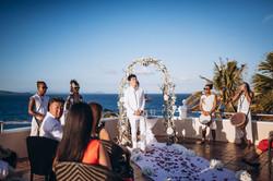 Свадебная церемония на Боракае