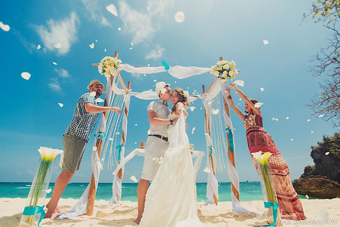 Свадьба на Боракае