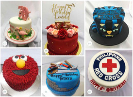 Особые торты на Боракае