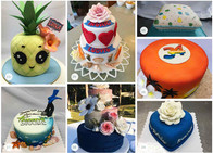 Специальные торты на Боракае