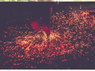 Хиллеры, огненный ритуал