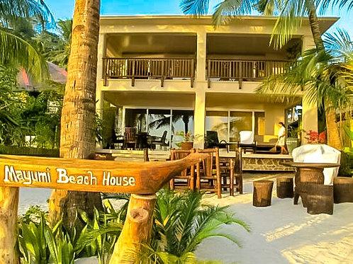 1 Unit Mayumi Beach House \ Мэюми Бич Хауз