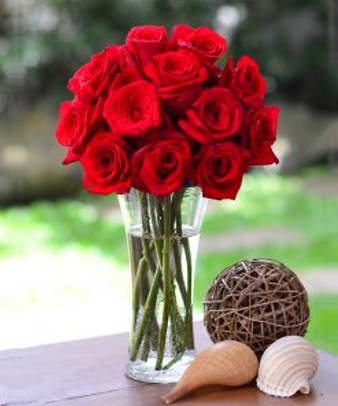 Эквадорские розы из Манилы