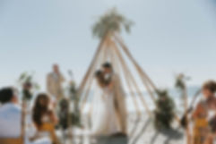 Breezy-Cream-and-Beige-Beach-Wedding-at-