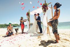 Свадьба на острове Боракай