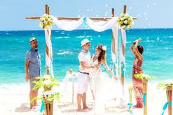 Пляжная свадьба на Боракае,Филиппины