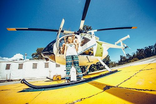 Полет на вертолете с Гидом