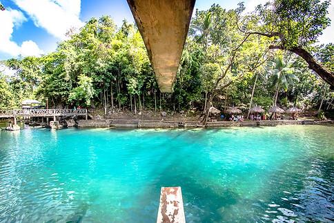 Survivor tour from Boracay Island