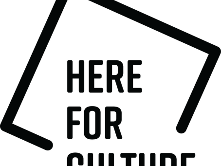 We're #HereForCulture!