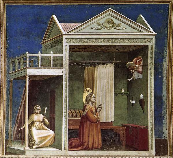 03 - Annunciation to St Anne (1304-06).jpg